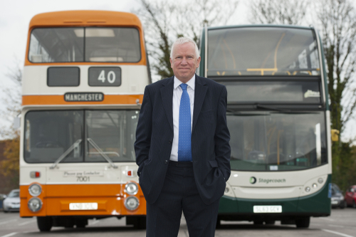 Leyland Atlantean, Christopher Bowles and Enviro400H.