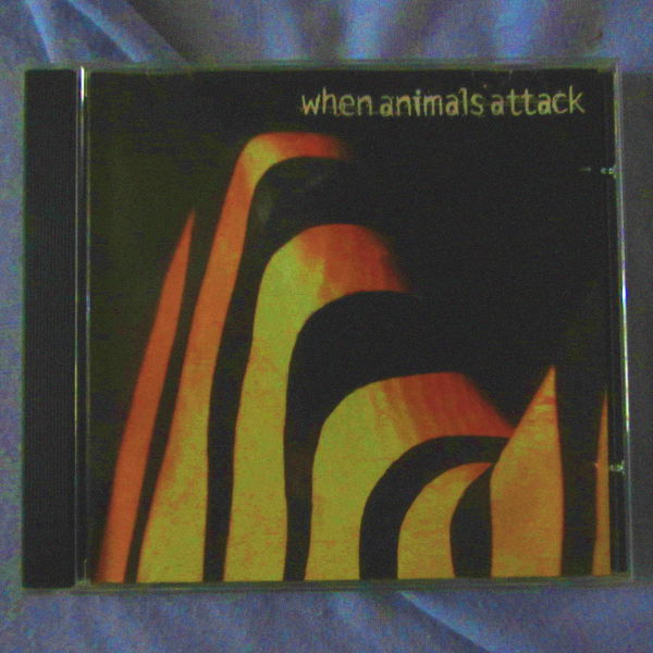 When Animals Attack's début album.