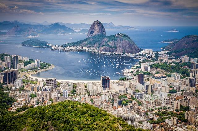 Rio de Janeiro: host city of the