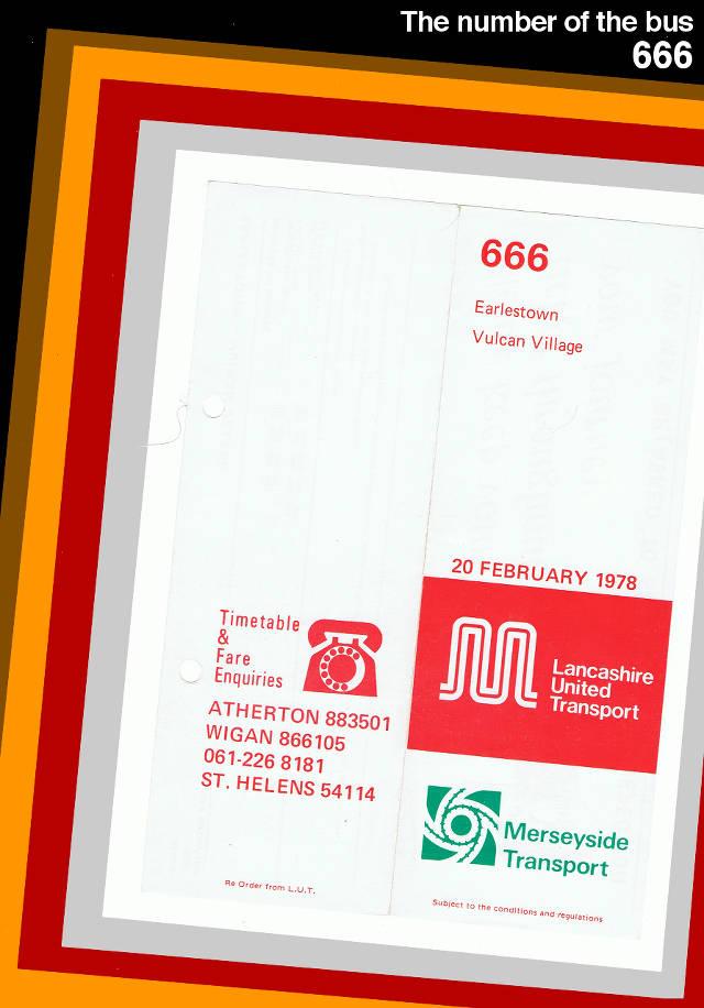 LUT route 666
