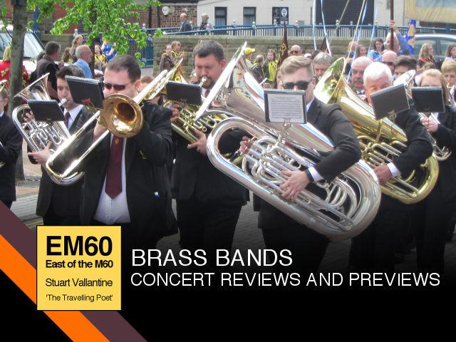 Brass Bands: Concert Reviews and Previews bumper