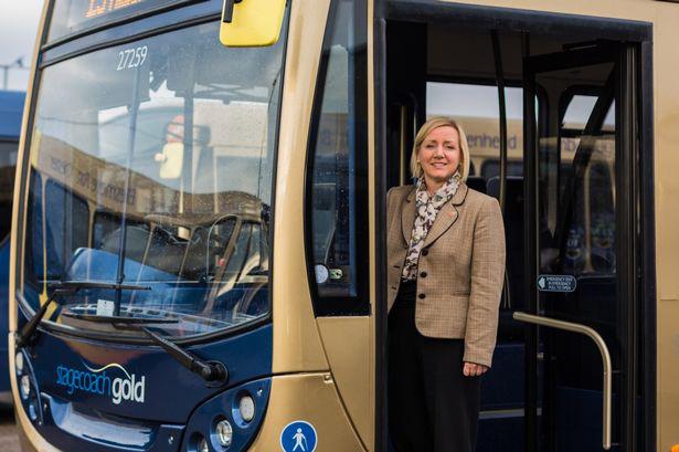 Elizabeth Tasker, MD Stagecoach Manchester
