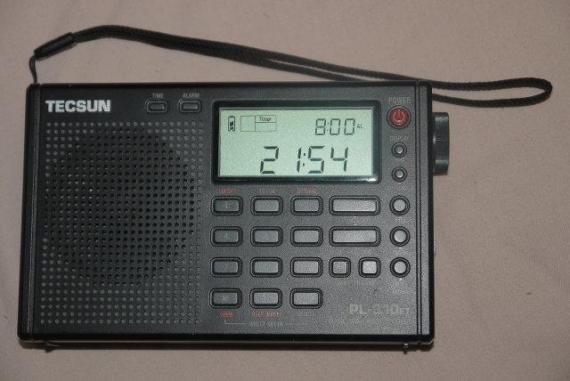 A Tameside radio.