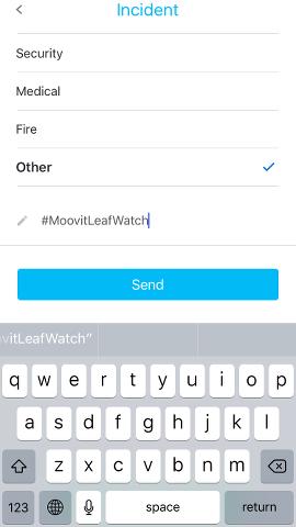 Moovit leaves app 4