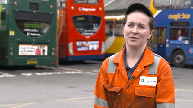 Calling All Wannabe Engineers Stagecoach Manchester Wants Apprentices East Of The M60