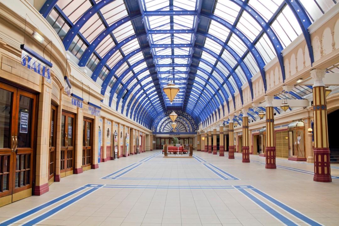 Winter Gardens foyer, Blackpool