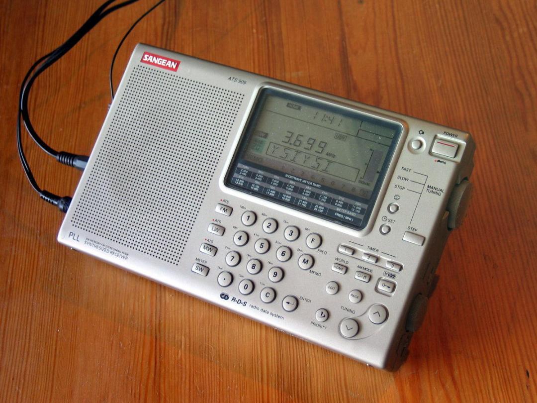 Sangean ATS-909, Oona Raisanen (2006)