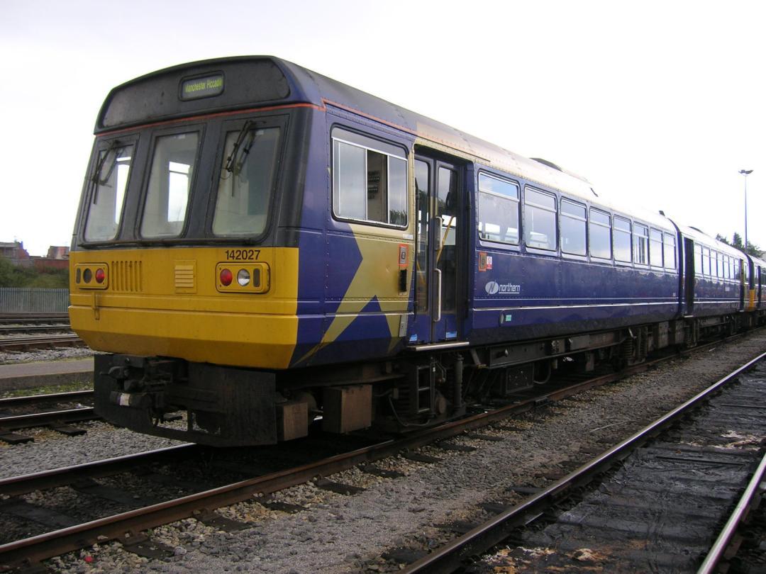 Class 142, Newton Heath depot