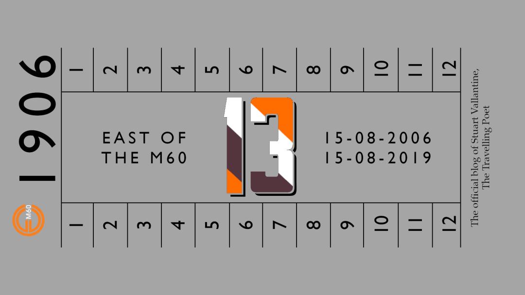 EM60 13th Birthday Ticket