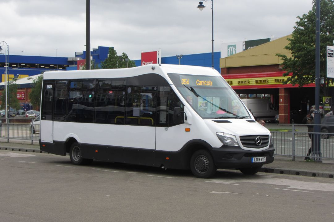 Nexus Move bus image