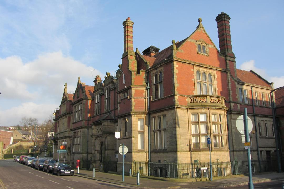 Astley Cheetham Library and Art Gallery