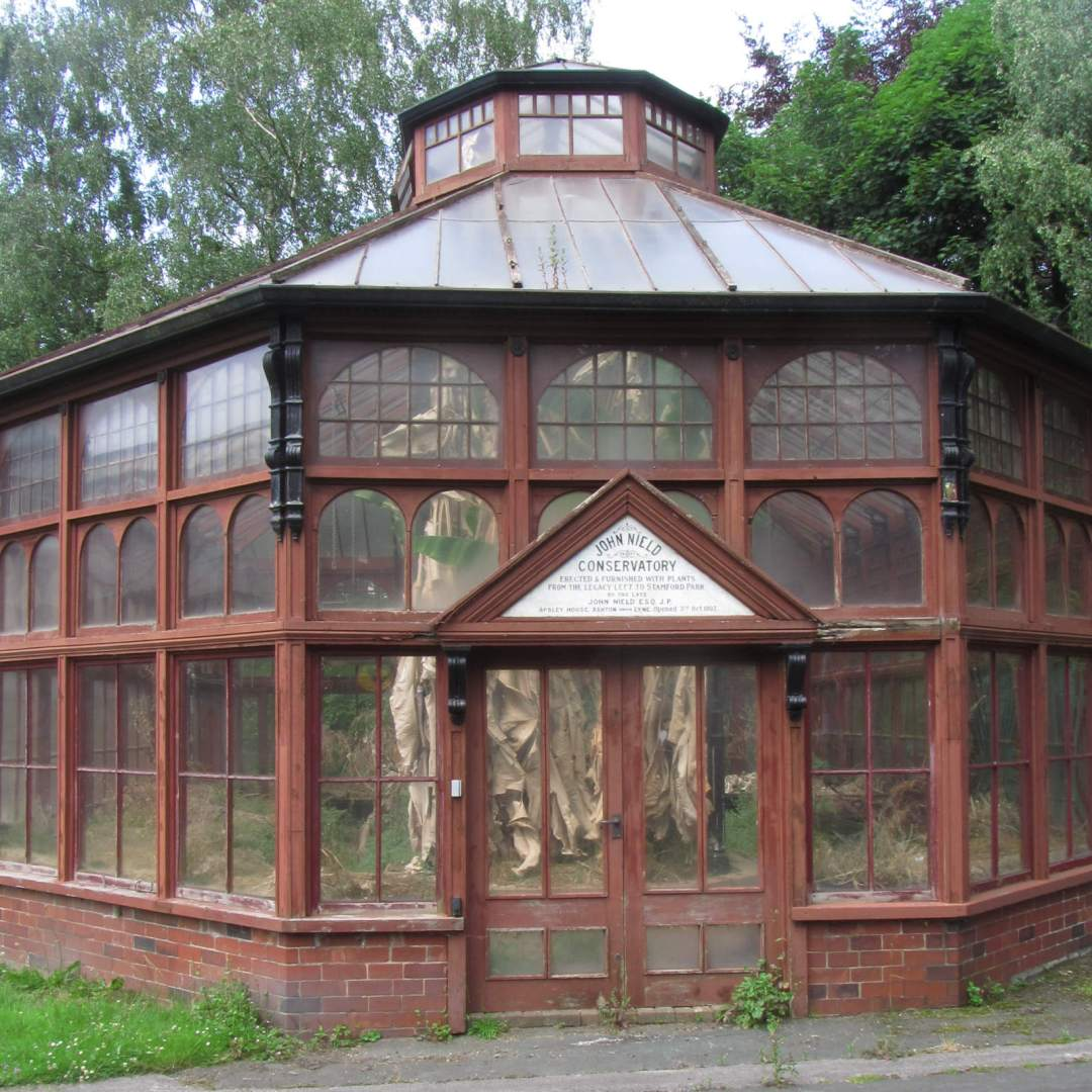 John Nield Conservatory, square image