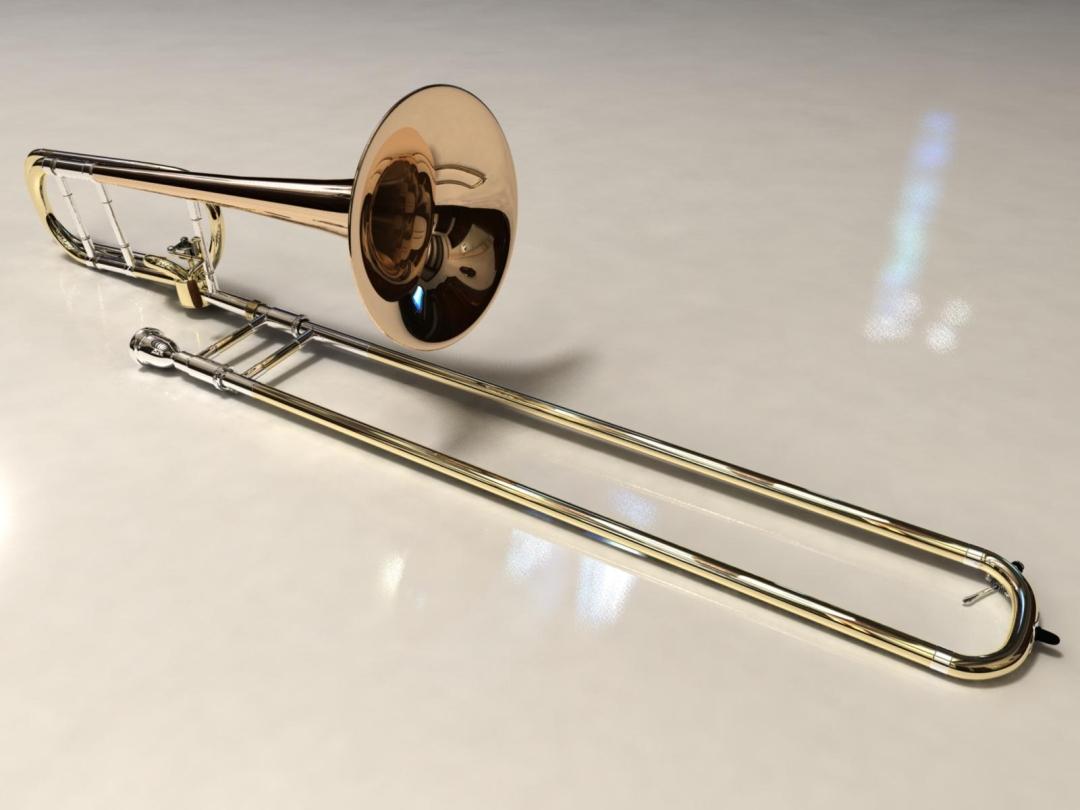 Trombone CG Bach 42AG