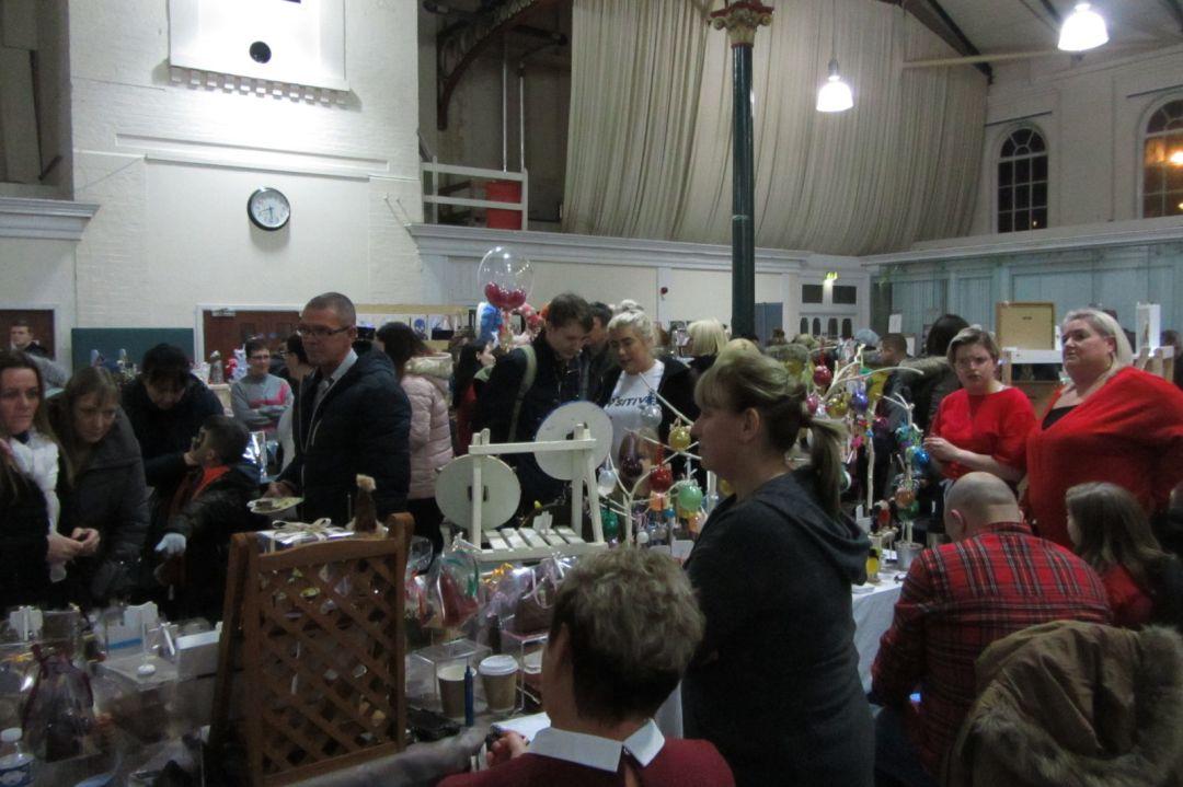 Stalybridge Artisan Market, 16 November 2019