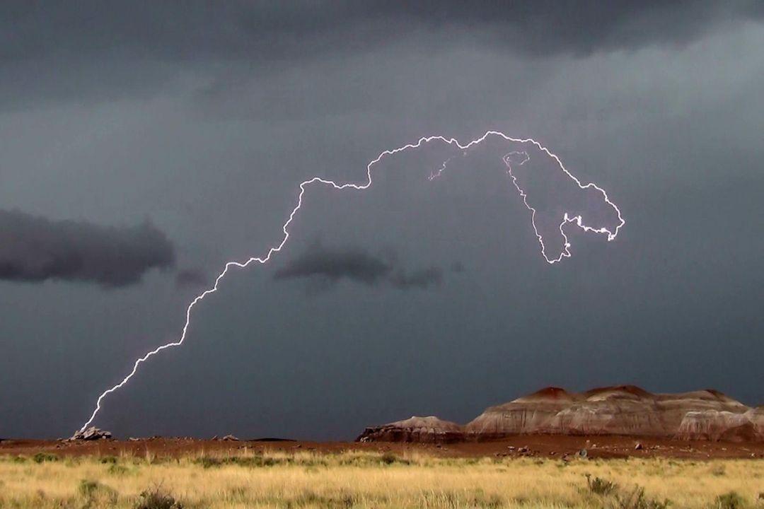Dinosaur Lightning