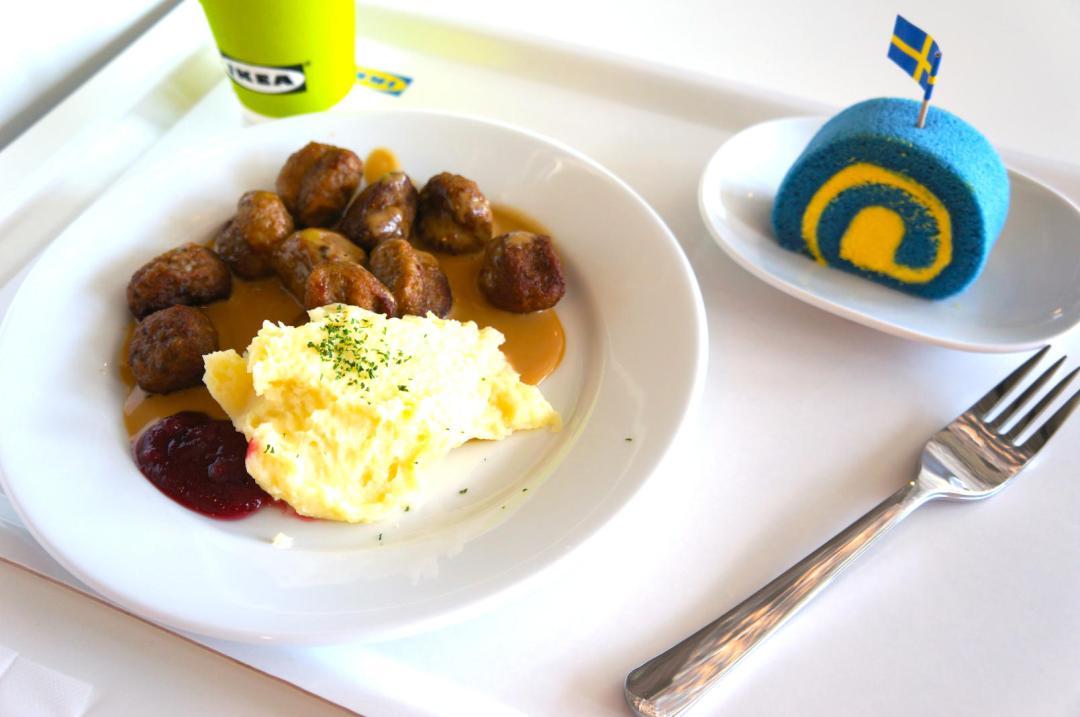 IKEA meatballs, Kirakiraouji (2014)