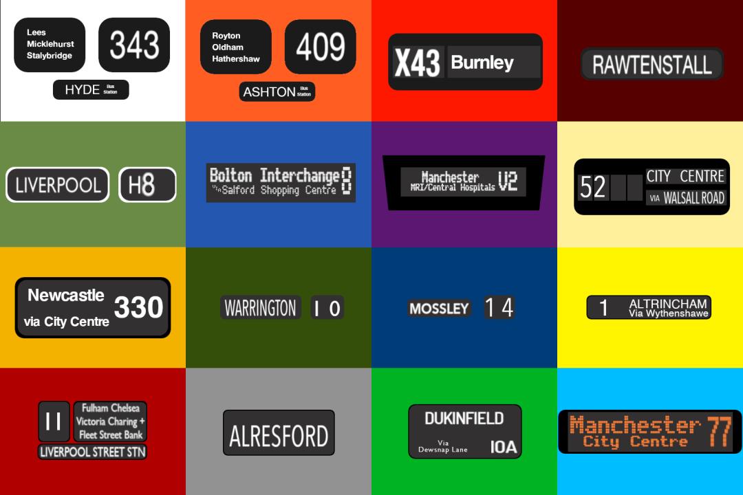 EM60 bus numbering background
