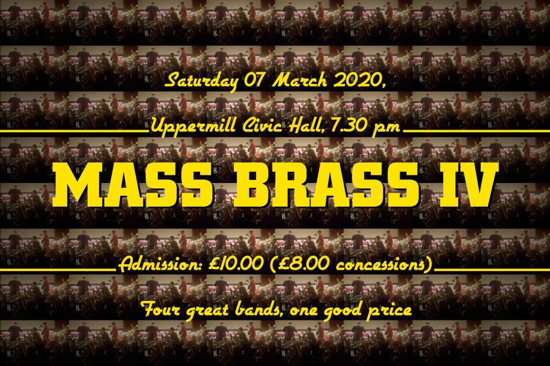 Mass Brass IV advert