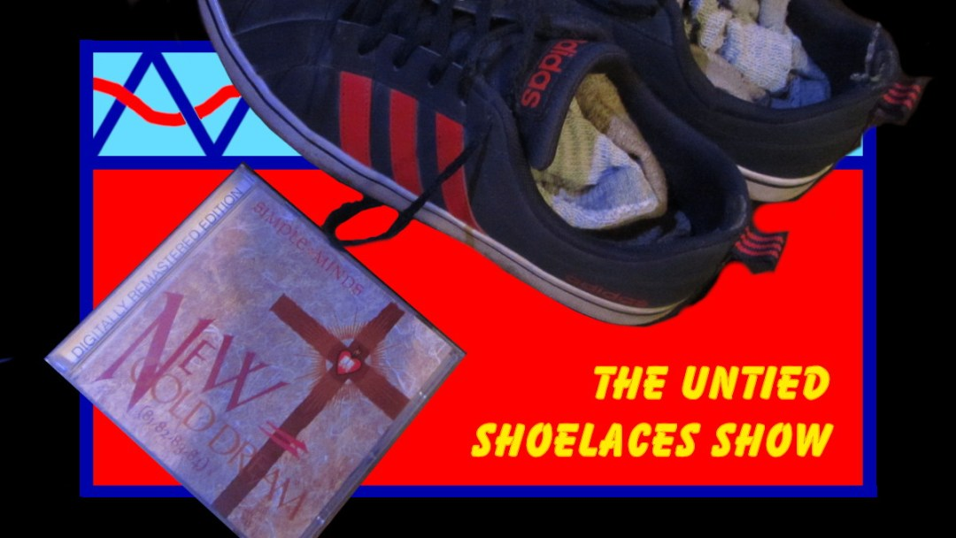 The Untied Shoelaces Show graphic (SV version)