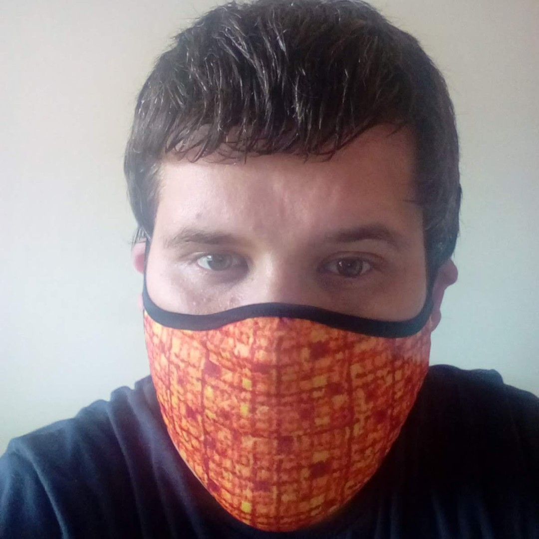 SV and GMT face mask image