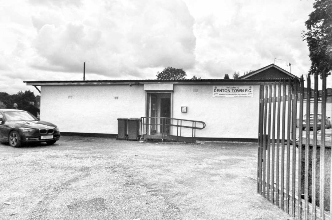 Denton Town social club and changing pavilion