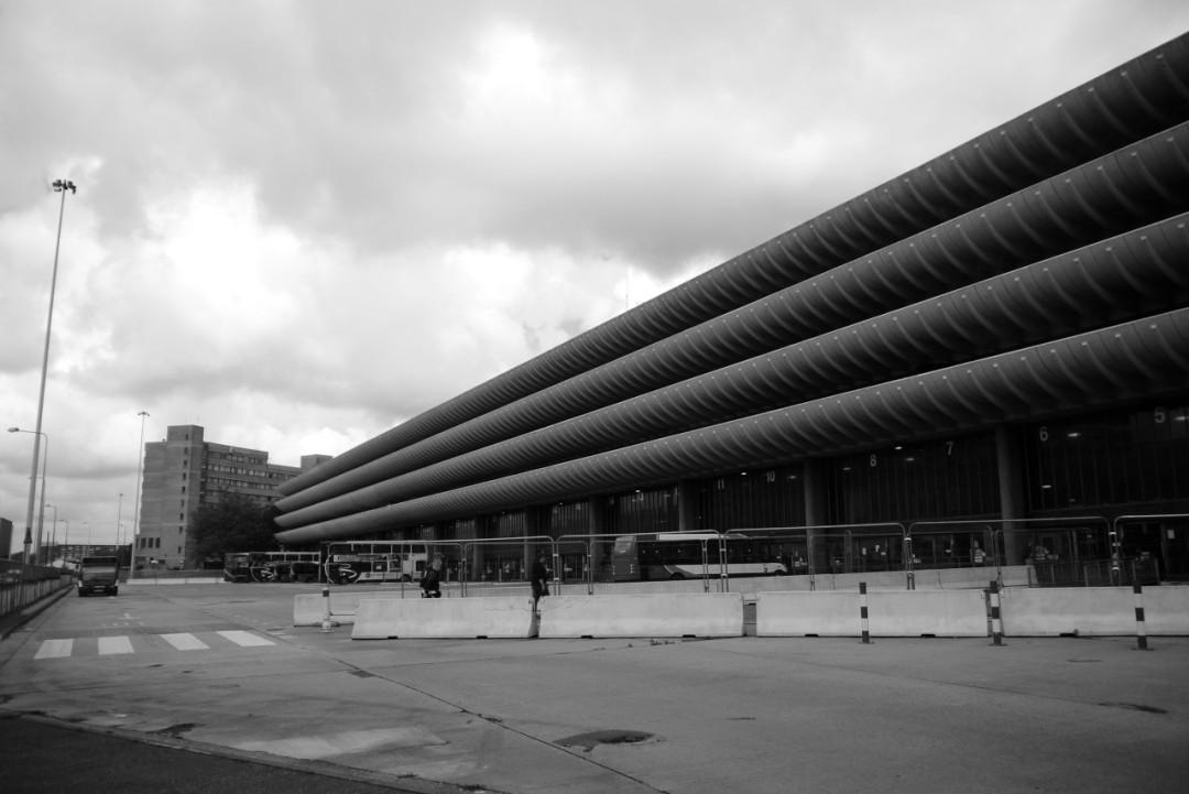 Preston Bus Station, 2011