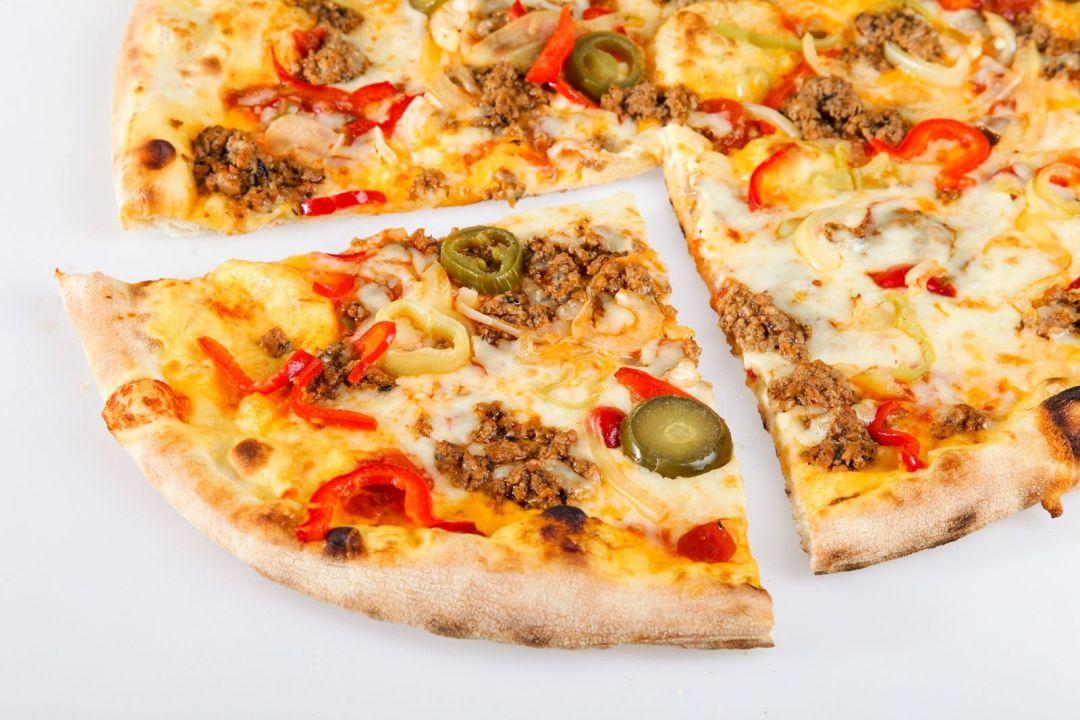 Thin Crispy Pizza