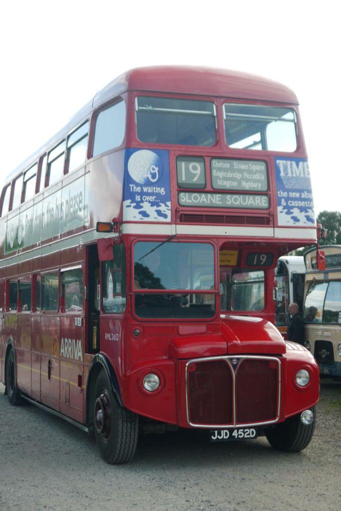 AEC Routemaster, JJD 452D