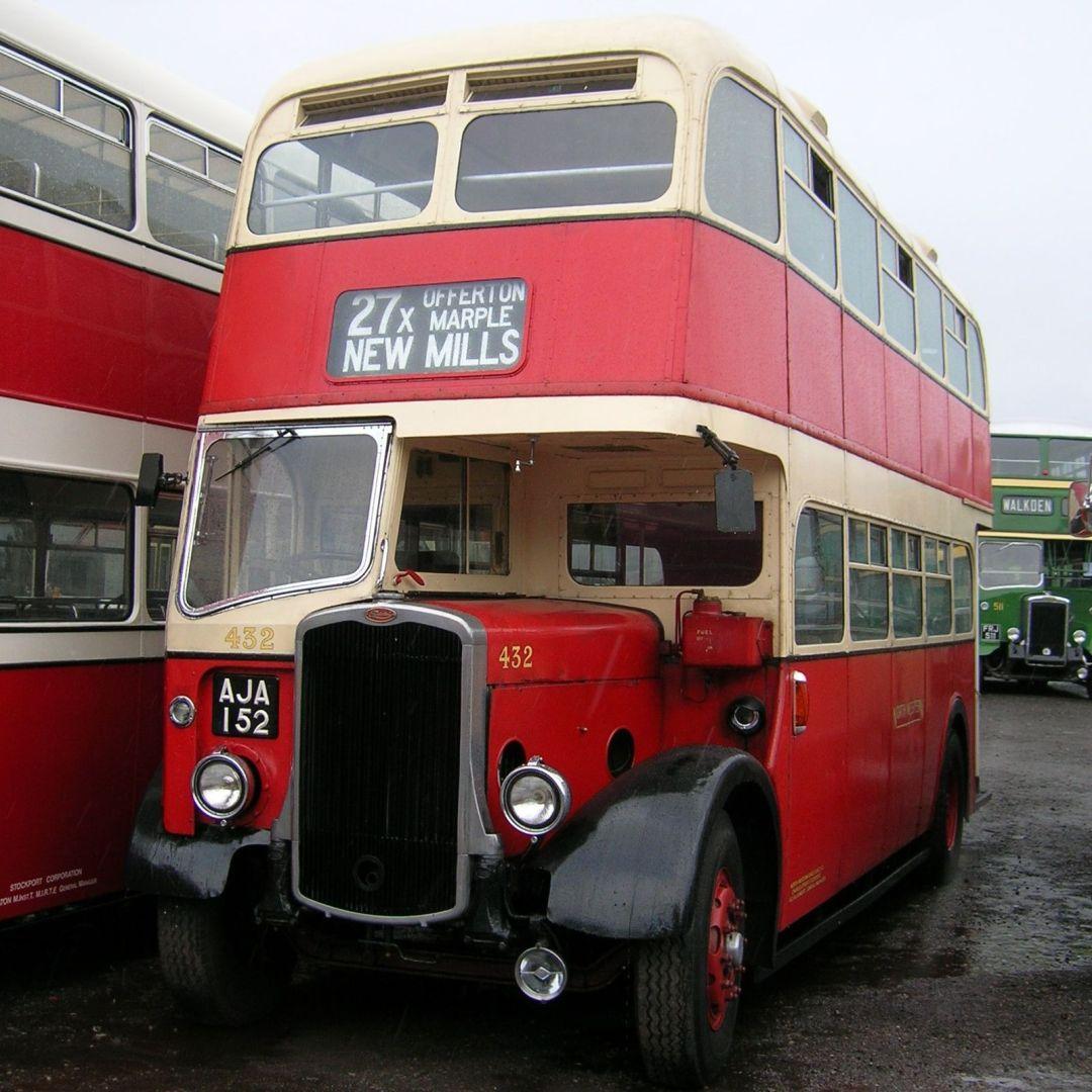 Bristol K5G, North Western Road Car Company